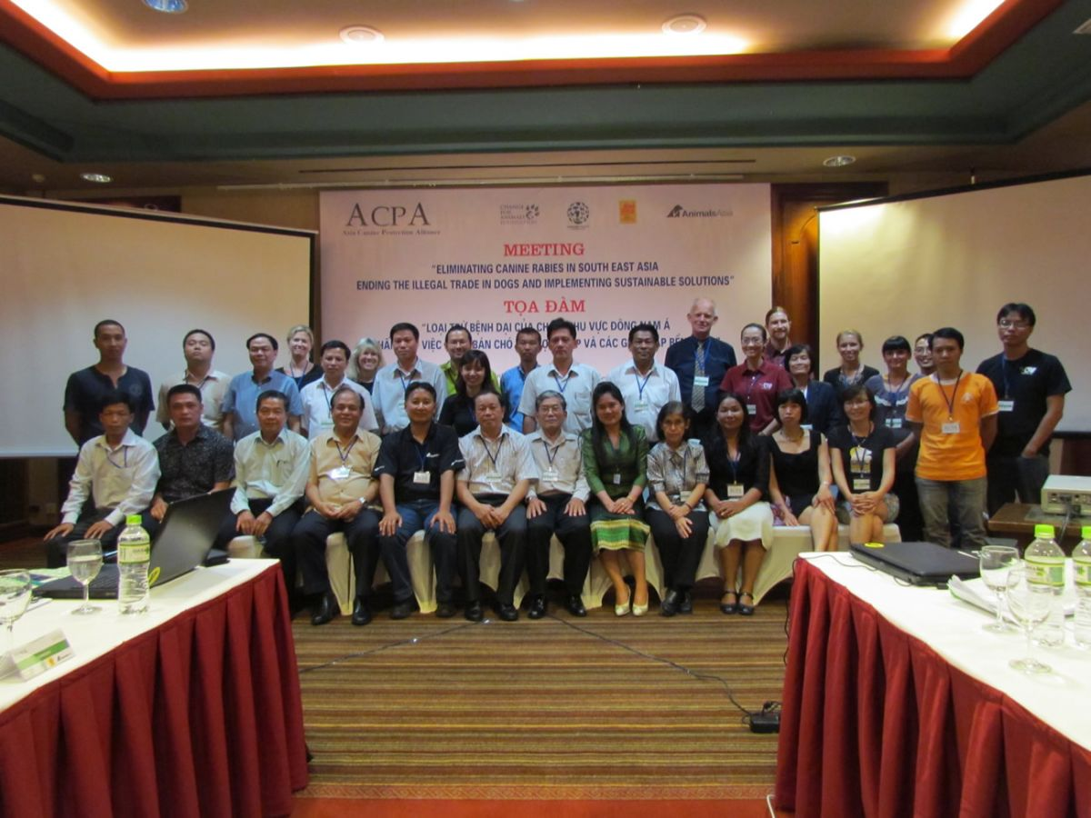 Southeast Asian Governments Take Steps to End Dog Meat Trade